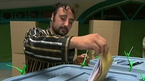 VIDEO: Taliban threats continue as voters head to the ballot box to pick a president.