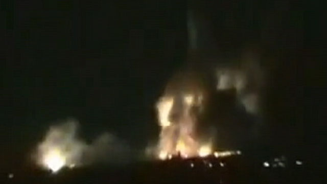 Israel Strikes Syria Amid Reports of New Massacres