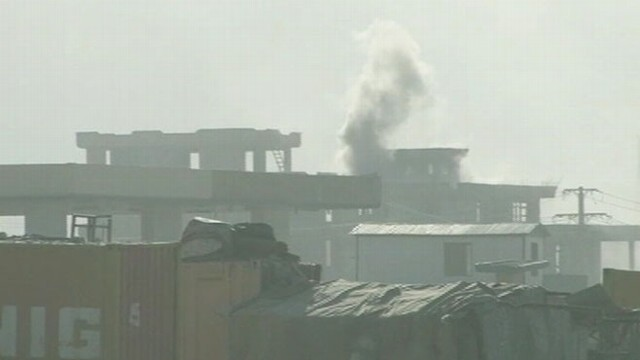 Video: Afghan Forces Kill Taliban Near Kabul Airport