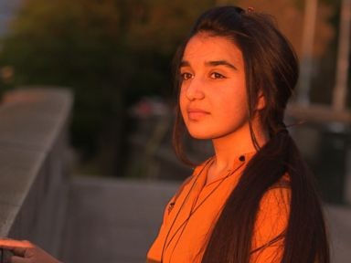 Among several of the Yazidi girls ISIS enslaved alongside Kayla Mueller was this teen who has asked to be called Julia by ABC News.
