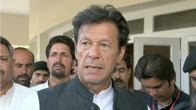 Video: Imran Khan: No U.S. Drones in Pakistans Future