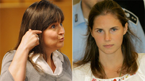 Edda Mella, mother of Amanda Knox, scheduled to testify during her daughters trial