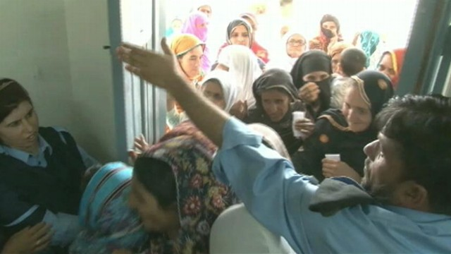 Video: Pakistan Election Yields High Voter Turnout