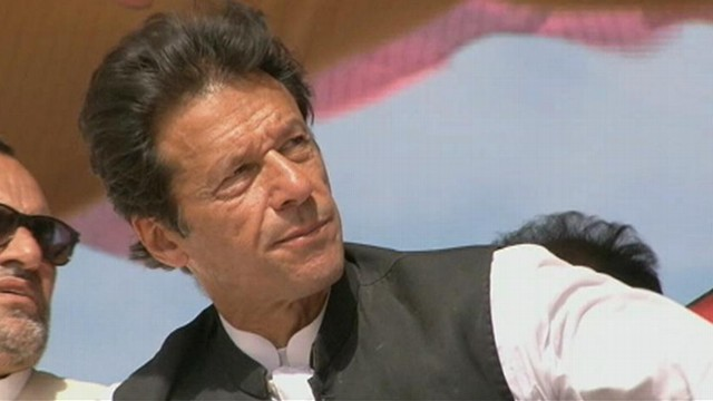 Video: Imran Khan: Rock Star of Pakistani Politics