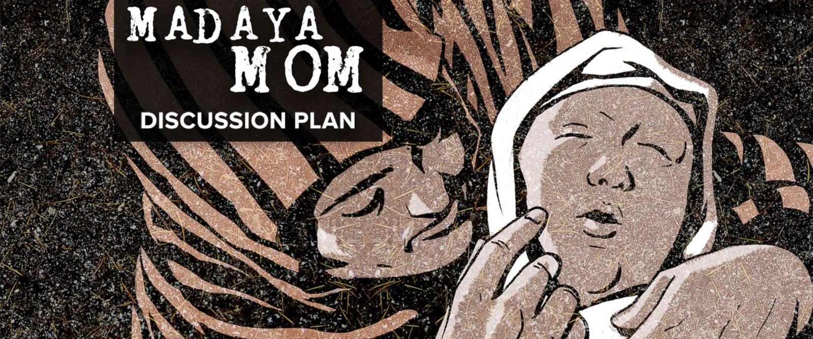 PHOTO: Madaya Mom Discussion Plan