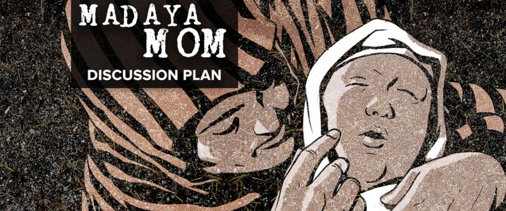 PHOTO: Madaya Mom Discussion Plan