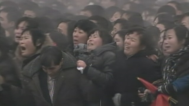 VIDEO: N. Korean authorities are reportedly punishing mourners who appeared insincere.
