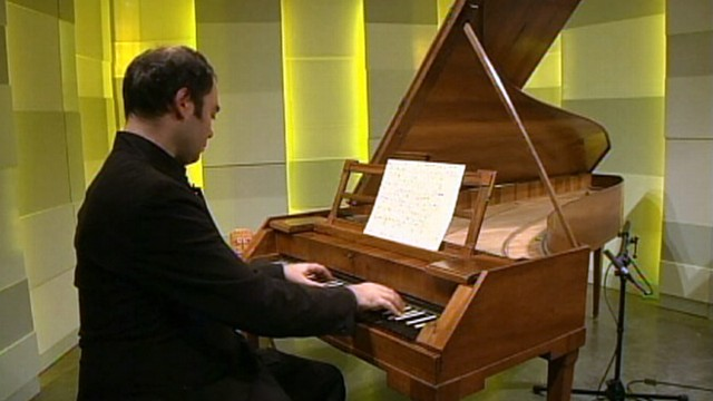 VIDEO: The piano the composer played for nearly a decade returns to Vienna for a series of concerts.