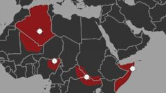 Key Terrorist Groups in Africa