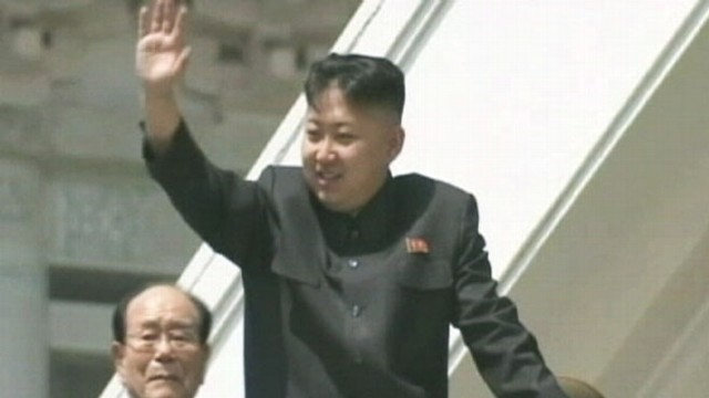 VIDEO: North Korean leader Kim Jong Un seeks to change his country's image.