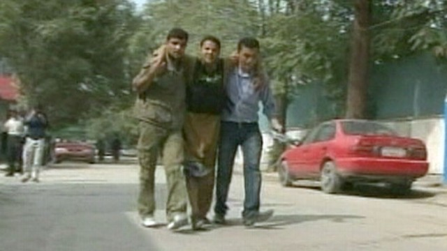 VIDEO: Taliban Militants Attack U.S. Embassy in Kabul