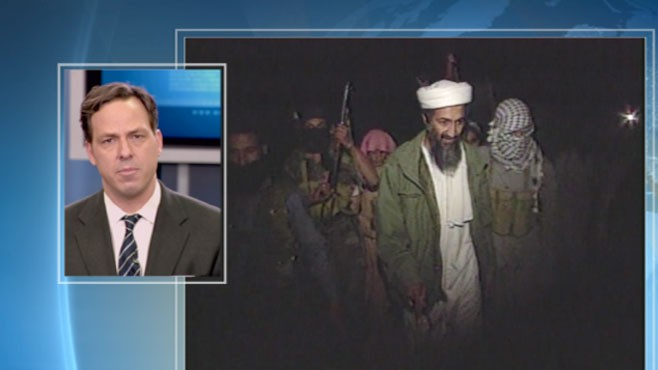 VIDEO: The famous terrorist has been cut off from his leadership role.