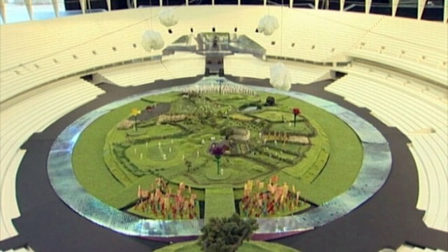 VIDEO: 2012 London Olympics Opening Ceremony Sneak Peek