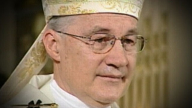 VIDEO: Former Archbishop of Quebec, 68, now heads the Congregation of Bishops.