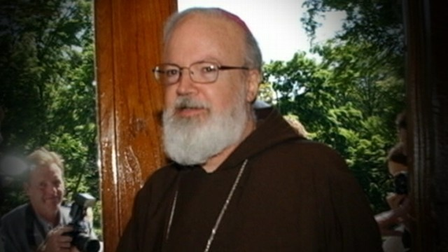 VIDEO: Cardinal Sean Patrick O'Malley profile.