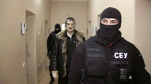 PHOTO: Russian and Ukrainian secret services have foiled a plot to assassinate Prime Minister Vladimir Putin.