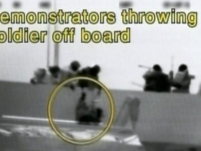 Video: Deadly Israel commando raid caught on tape.
