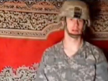 VIDEO: Bowe Robert bergdahl is a Prisoner of War