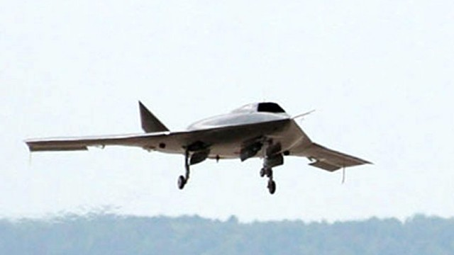 PHOTO: RQ-170 drone