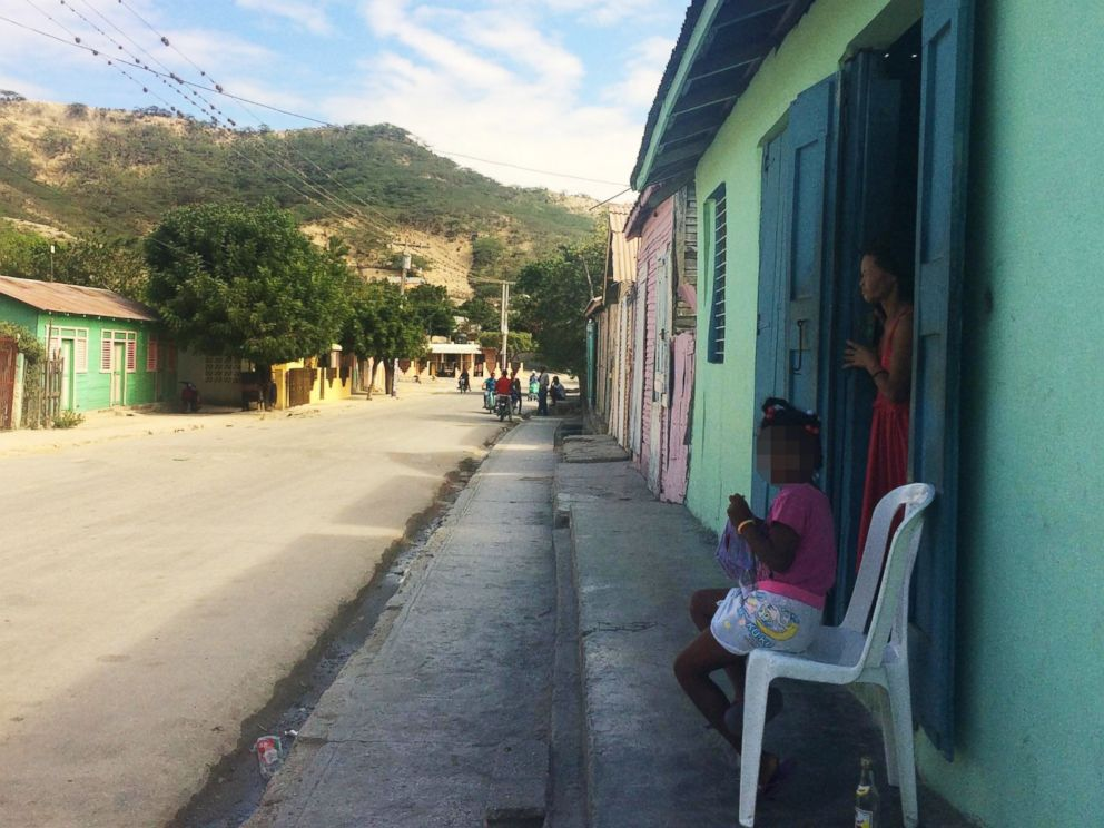 PHOTO: The small town of Salinas, located in the Dominican Republic, is rumored to have a number of children, presumably born as girls, who later become boys once they hit puberty.
