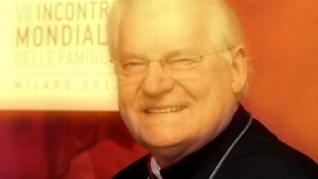 VIDEO: The Archbishop of Milan, 71, is considered both an intellectual and a good pastor.