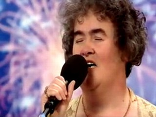 Susan Boyle from Britain's Got Talent - ABC News