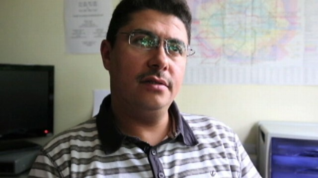 VIDEO: Founding member of the Syria National Council talks about the opposition movement.
