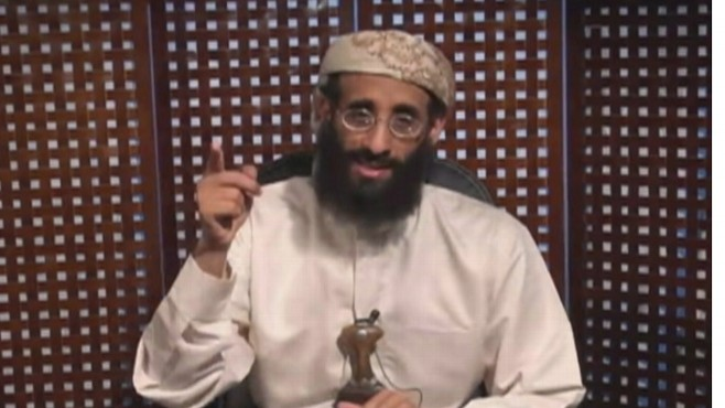 Video: Anwar al-Awlaki's new video message.