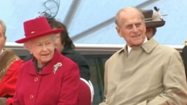 VIDEO: Prince Philip Hospitalized at Aberdeen Royal Infirmary for Bladder Infection