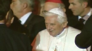 VIDEO: Victims of abuse say Pope Benedict XVI cried during the meeting in Malta.