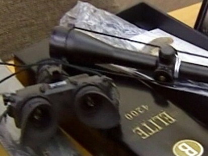 VIDEO: Cops say a Wisconsin woman was duped into shipping military gear to Russia.