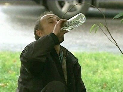 VIDEO: Russian President Dmitry Medvedev calls for a plan to curb excessive drinking.