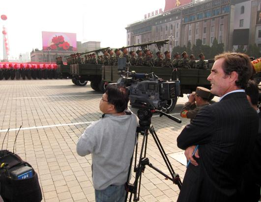 Bob Woodruff in North Korea