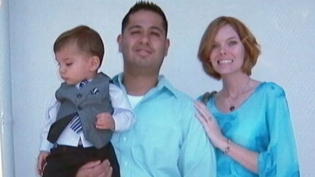 VIDEO: The mother vanished near the U.S. Air Force base where her husband is stationed