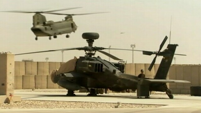 VIDEO: British officials say the female gunner at Camp Bastion was unaware she was pregnant.