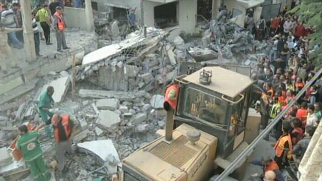 VIDEO: Spokesperson for militant group says end is near to six days of fighting with Israel.