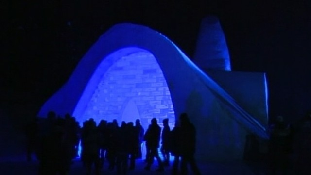 VIDEO: Structure marks the 100th anniversary of a similar church.