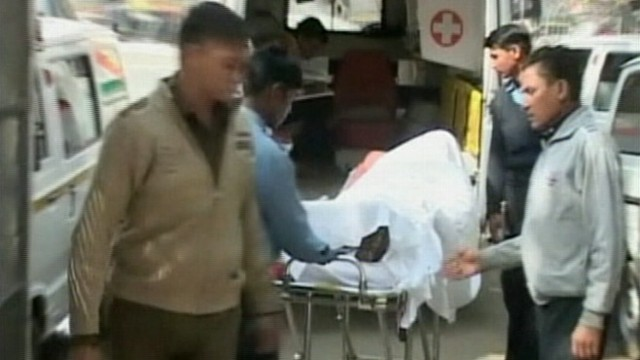 VIDEO: Tsutomu Omori, 49, was found dead outside his apartment in India.