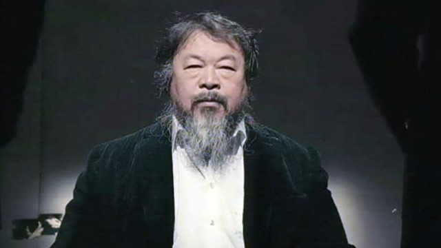 Video: Weiwei Rants Against State Control in Music Video