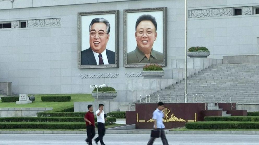 North  Korea  celebrates birthday of current leader's father, Kim Jong Il