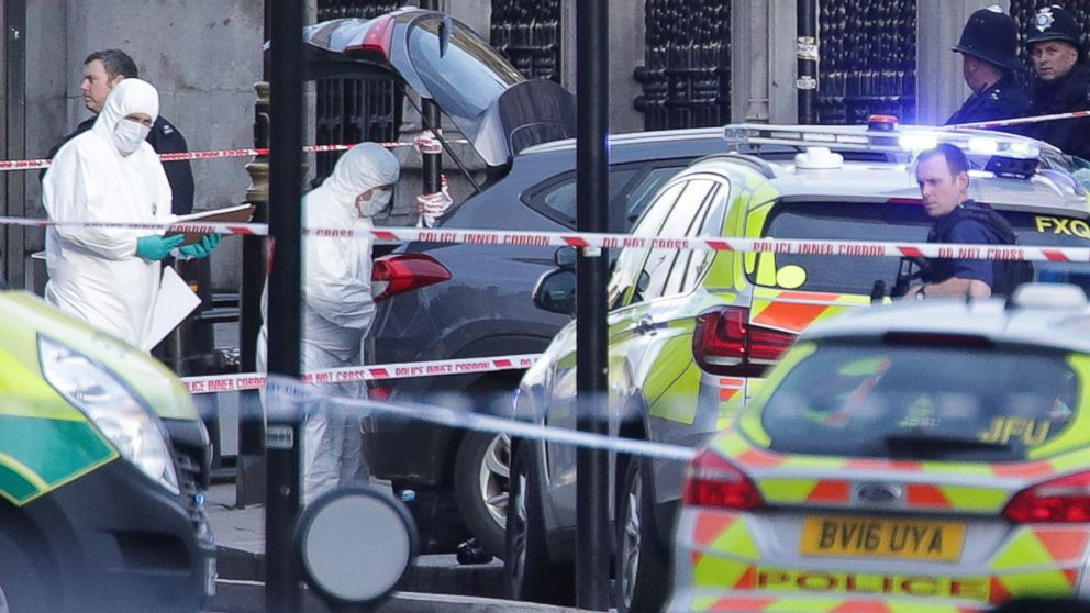 UK prime minister: London attacker was known to authorities, British-born