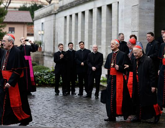 Conclave To Elect New Pope Begins
