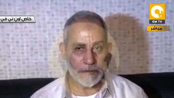ap Badie ac 130820 16x9 608 Muslim Brotherhood Supreme Leader Mohammed Badie Arrested