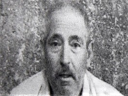 PHOTO: This copy photograph of a paper printout obtained by The Associated Press shows Robert Levinson.