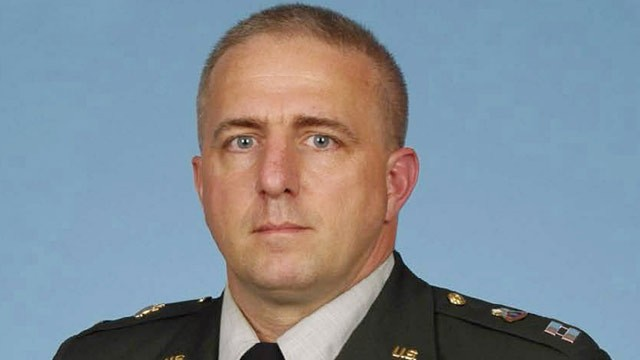 PHOTO: Capt. Bruce Kevin Clark is shown in this photo provided by the U.S. Army.
