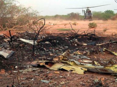 Air Algerie Plane Wreckage Found