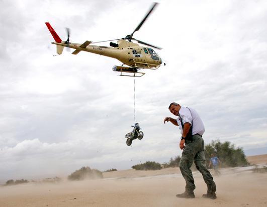 ap argentina dakar rally ll 130117 ssh Today in Pictures: Dakar, Saint Anthonys Day, Jakarta Floods