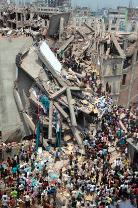 Death toll rises in Bangladesh factory tragedy