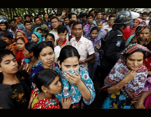 Fire Kills At Least 112 in Bangladesh Factory