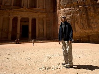 Photos: Obama's Mideast Trip Ends at Petra